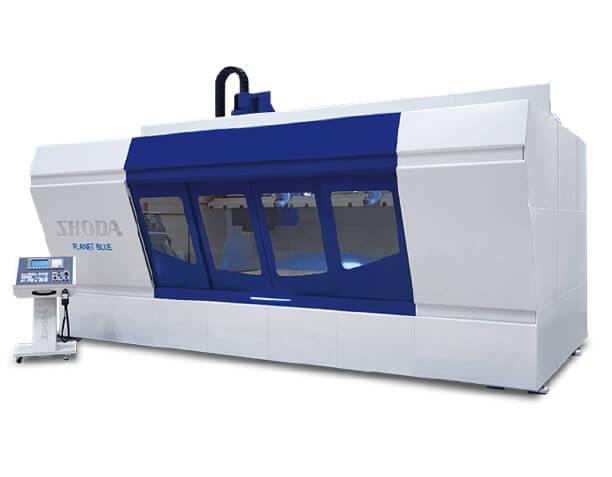萬能型CNC加工機