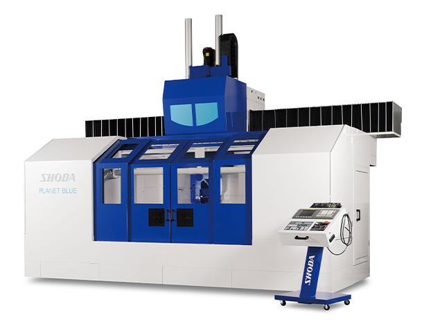 模型CNC五軸加工機