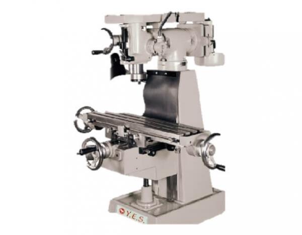 CK-626 Vertical Milling Machines