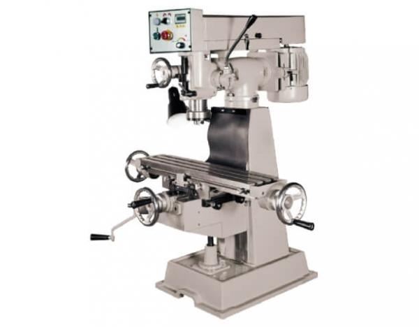CK-626I Vertical Milling Machines