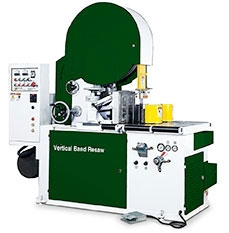 HYDRAULIC SERIES TF-700-TF-800-TF-900 Vertical Band Resaw