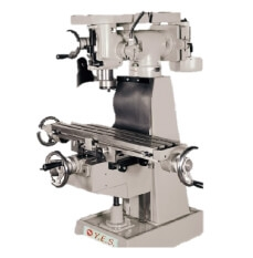 CK-626 Vertical Milling Machines