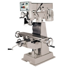 CK-626I Vertical Milling Machines