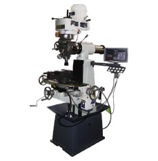 CK-830-A3 Vertical Milling Machines