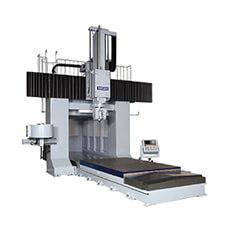 NC163U 模型CNC 五軸加工機